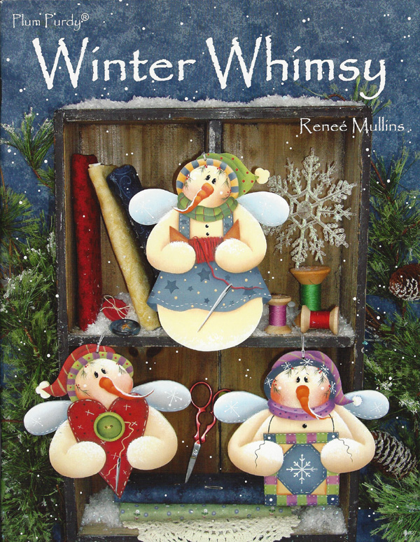 Winter Whimsy Vol. #1