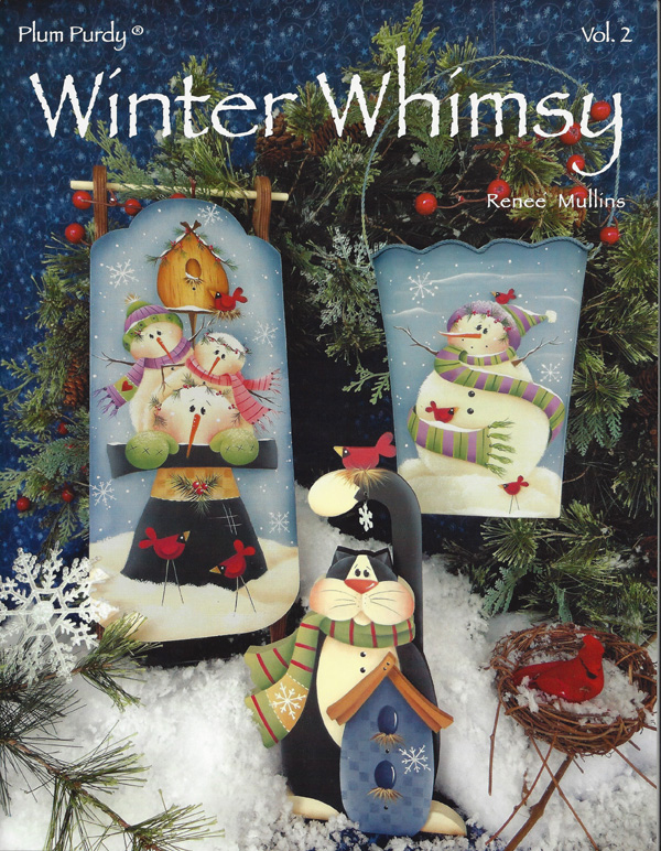 Winter Whimsy Vol. #2