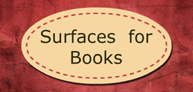SURFACES FOR BOOKS