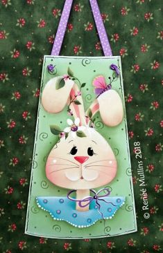#732 Spring Is Here (PATTERN/KIT)