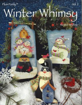 Winter Whimsy Vol #2