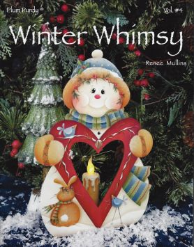 """Winter Whimsy Vol. #4""  (BOOK)"