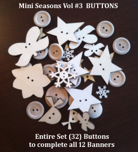 Combination Package Buttons (Mini Seasons Vol 3)
