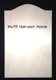#692  Harvest Home (WOOD)