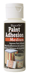 DecoArt Paint Adhesion Medium (2oz)