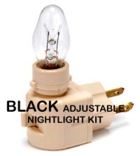 Nightlight Kit - Adjustable (BLACK)