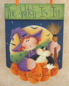 #2039  The Witch Is In (PATTERN)